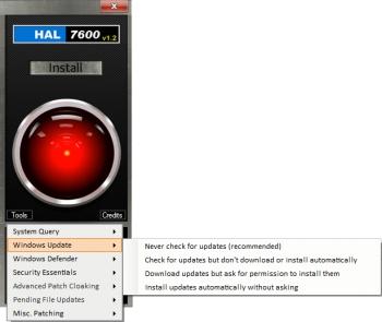 hal7600 windows 7
